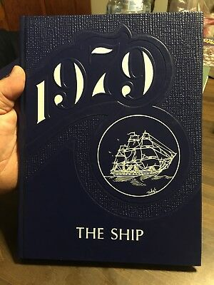 1979 Presque Isle ME Ship high school yearbook