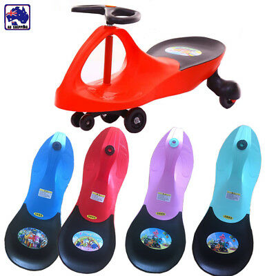 Kids Children Baby Swing Twist Slider Car Ride On Toy Wiggle Scooter BSW0034