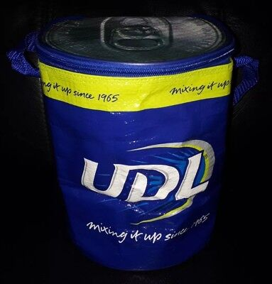 Rare Collectable Udl 6 Pack Cooler Bag Brand New Never Used