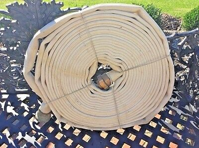 SS United States Shipboard Fire Hose