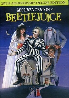 Beetlejuice [20th Anniversary Edition] [Delux (DVD Used Very Good) WS/Deluxe ED.