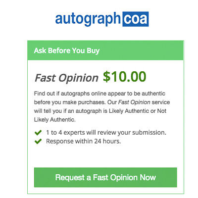 Frank Oz Autograph Authentication Online by ACOA for Photos Posters Yoda