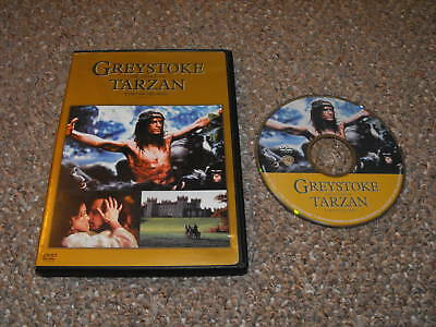 Greystoke: The Legend of Tarzan DVD Christopher Lambert