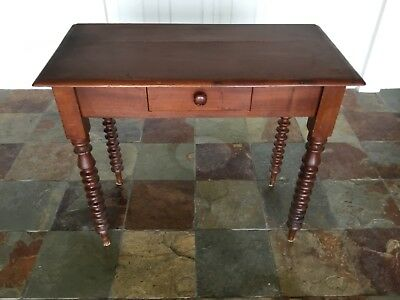 Antique Cedar Hall Table Preloved