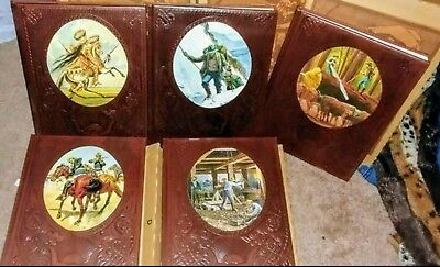 Time-Life The Old West Series (8 Books) MINT CONDITION