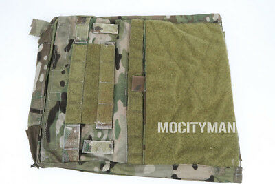 Crye Precision Multicam AVS MBAV Plate Pouch Front Large Size - Damaged