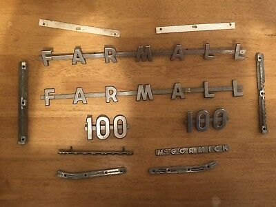 Vintage Farmall Decals
