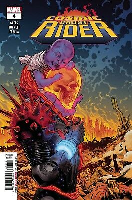 Cosmic Ghost Rider #4 (Of 5) Marvel Comics Near Mint 10/3/18