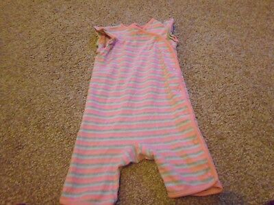 Baby girls all in one/romper age 9-12 months from Ted Baker