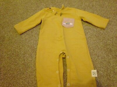Baby girls all in one/romper age 6-12 months