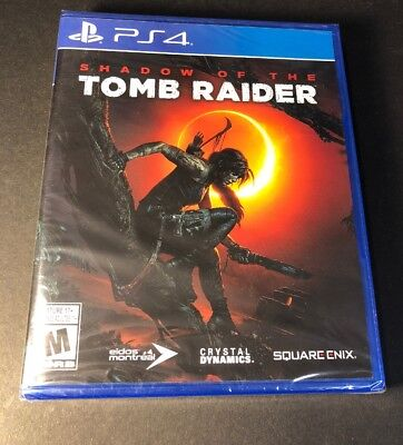 Shadow of the Tomb Raider (PS4) NEW