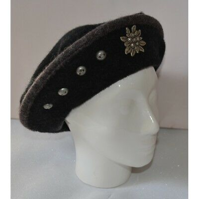 CAPPELLO BERETTO DONNA IN STILE TIROLESE Wesenjak