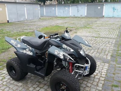 Quad Adly Hurrican 320
