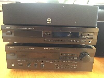 Dolby Surround System 5.1 Yamaha