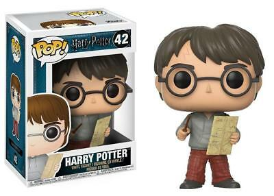 Funko Harry Potter POP! Vinyl Figure Harry Potter con Mappa del Malandrino 9 cm