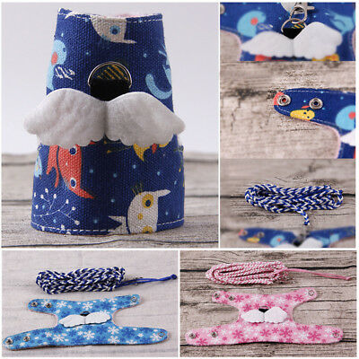 Harness Animal Pig Rabbit Squirrel Guinea Forret Hamster Accessories Portable