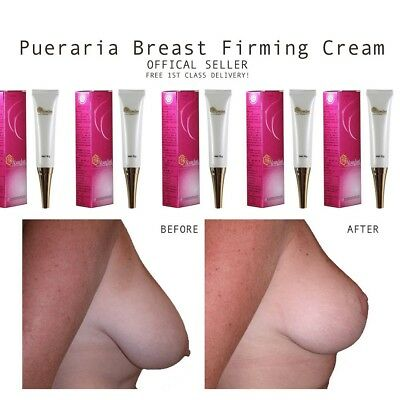 Bust Boobs Breast Firmer Enlargement Firming Lifting Cream Fast Pueraria UK HOT