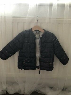 baby girl jacket 12-18 months Next