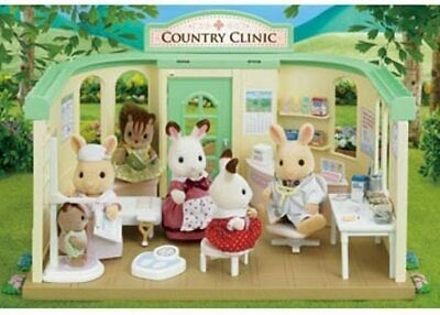 Sylvanian Families Country Doctor SF5096