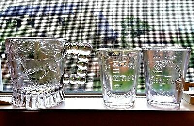 Dr.Grams Grand Mothers Medicine Druggist Quack Cure DOSE CUP/GLASS Free Shipping