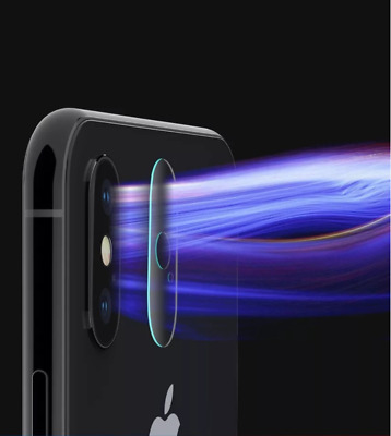 2 X Back Rear Camera Lens Tempered Glass Film Protector For Apple iPhone XS MAX