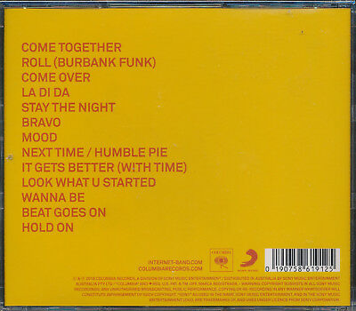 The Internet Hive Mind CD NEW