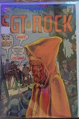 Our Army at War #211 (Oct 1969, DC) {Bagged and Boarded}