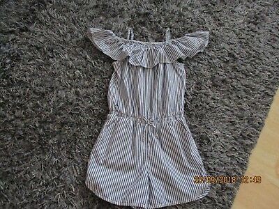 Girls Next Playsuit  Age 10 Yrs Really Pretty Excellent Condition