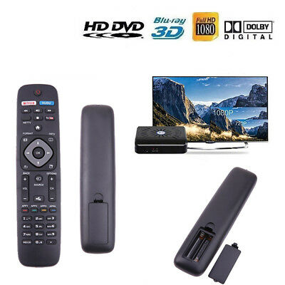 Universal Replacement Remote Control for Phillips TV DVD NH500UP NH500UW Q8N6F