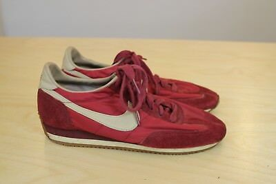 los angeles 7d81b 66d1f Vintage Nike Oceana Cortez Running Shoes 70s 80 Waffle Daybreak Red Suede  10 Gum