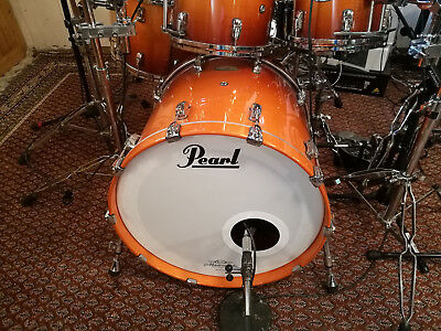Pearl Reference shell set und mehr! TOP Zustand 22, 10, 12, 14 + 16 Floor Tom