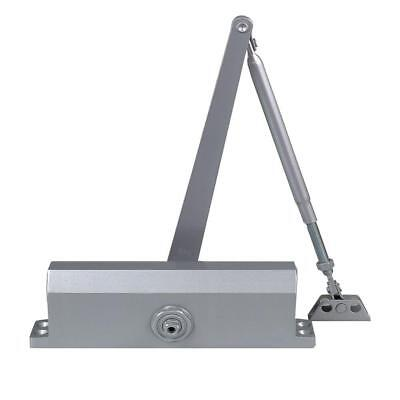 Commercial Door Closer with Parallel Arm Bracket in Aluminum - Size 4
