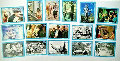 Anneke Wills Autographed Card & Lot Of Doctor Who Trading Cards By Strictly Ink
