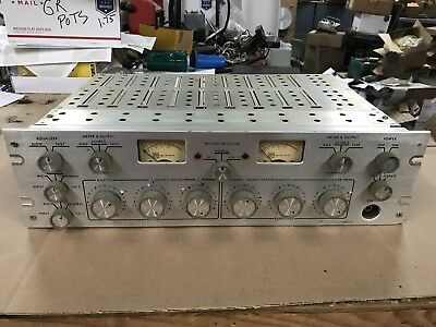 Magnecord 1022 Stereo Preamp for Reel to Reel