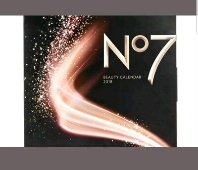 Boots No7 Beauty Advent Calendar 2018 Contents Worth £177 BRAND NEW
