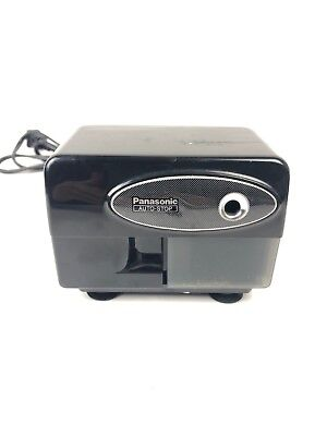 Panasonic KP-310 Auto-Stop Pencil Sharpener Electric Black