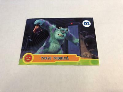 Disney MONSTERS INC Cards #16 - Toxic Toddler BOO SULLEY