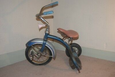 Antique Vintage 1940s 50s Colson Tricycle