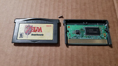 Legend of Zelda: A Link to the Past Four Swords Game Only Game Boy Advance GBA