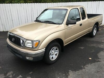 2002 Toyota Tacoma Sr5 2002 Toyota Tacoma SR5 Automatic Extended Cab Cylinder Only 57,000 Miles!!!!