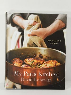 My Paris Kitchen by David Lebovitz Cookbook