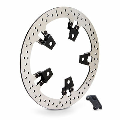 "Arlen Ness Big Brake Floating Front Rotor Kit for FLT 14-17 Right 14"" 02-963"