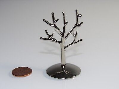 MINIATURE JEWELLERY TREE DISPLAY DECOR FOR/FITS Barbie,Fashion Royalty Doll