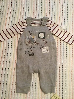 Baby Outfit 0-3 Months George NWT