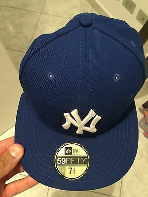 cappello new era ny blu