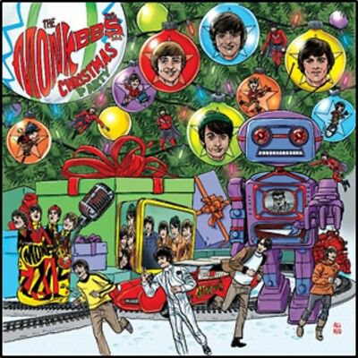 The Monkees - The Monkees Christmas Party - New CD Album