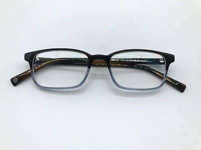 fb9a181a62c Warby Parker Wilkie Eyeglasses 50-18-145 Eastern Bluebird Fade 325 Glasses