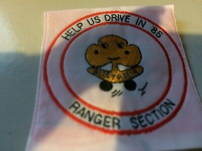 Girl Guides / Scouts Help us drive in 85 Ranger Section