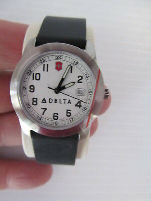 Delta Air Lines Victorinox Swiss Army Watch