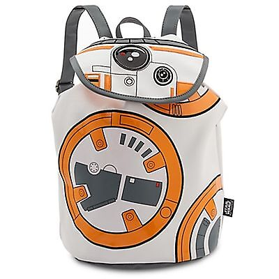 31d264049b Disney Store BB-8 Fashion Backpack Star Wars Bag The Force Awakens Droid NEW